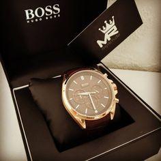 Hugo Boss   @MyRich.de #watch #style #uhr #trend #life #lifestyle #brand #luxus #juwelry #luxury #unisex #fashion #time #special #rosegold #hugoboss #chronograph