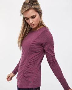 64d3610654a Hyba Ultra Soft Long Sleeve T-Shirt