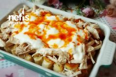 Turkish Recipes, Italian Recipes, Ethnic Recipes, Taco Side Dishes, Turkish Kitchen, Fish And Meat, Best Chicken Recipes, Fresh Fruits And Vegetables, Iftar