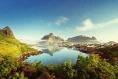 Norwegen-Flug: Günstig zu den Naturschönheiten von Stavanger! hin- und Rückflug ab 26 € | Urlaubsheld