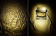 Gold still life D&G