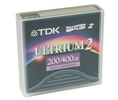 Tape LTO Ultrium-2 200GB/400GB no labels in case by TDK. $60.92. Tape LTO Ultrium-2 200GB/400GB no labels in case
