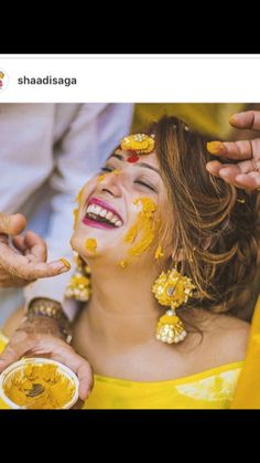 Haldi Shots are supposed to take you back to that fun-filled moment! So Get some super-cool Candid Photography shots for your Haldi Ceremony! Bridal Poses, Bridal Photoshoot, Wedding Poses, Bridal Portraits, Wedding Bride, Telugu Wedding, Desi Wedding, Wedding Blog, Wedding Events