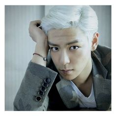 Handsome (T.O.P) ❤ liked on Polyvore