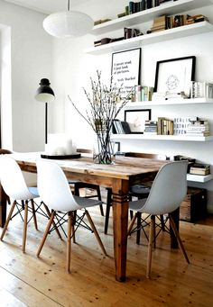 Furniture #Furniture DIY Faux Beams in my Dining Room - Frills and Drills Dining Room Wall Decor, Dining Room Design, Room Decor, Home Design, Interior Design, Design Ideas, Design Trends, Interior Ideas, Wall Design