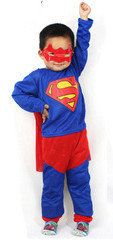 Superman pak voor kinderen #superman #supermanpak #supermankostuum