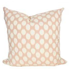 Peach Dots Pillow for the Guest Room Cute Pillows, Soft Pillows, Throw Pillows, Perfect Peach, Natural Fiber Rugs, Pillow Fabric, Dream Decor, Red Poppies, Peach Colors