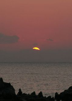 Beautiful Sunset Over the Ocean and Rocky Beach - Masoala, Madagascar - Animated GIF Gif Pictures, Cool Pictures, Beautiful Pictures, Beautiful Gif, Beautiful Sunset, Beautiful Days, Sunset Gif, Gif Bonito, Love Is My Religion