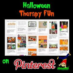 Pinterest Pinboard of the Week! Halloween Themed Pinterest Board – Now in Year Two!