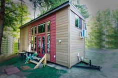 Artistic, Creative, Inspired – Ms. Gypsy Soul's Tiny House Is Just Downright Gorgeous