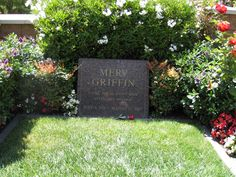 Merv Griffin Gravesite | Flickr - Photo Sharing!