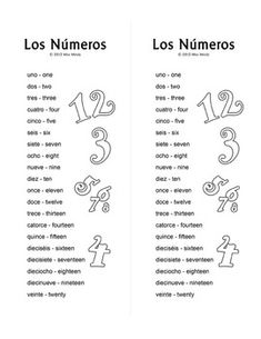 los numeros spanish numbers 1 20 word search puzzle worksheet spanish numbers word search. Black Bedroom Furniture Sets. Home Design Ideas