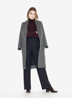 Polka dot palazzo pants - See all - Ready to wear - Uterqüe Russia