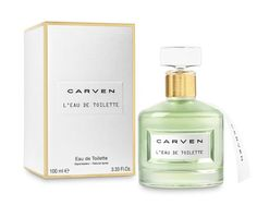 Carven L'Eau de Toilette ~ New Fragrances