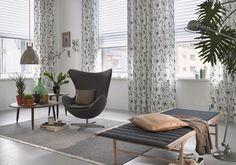 Inspiratie Gordijnen Woonkamer : Beste afbeeldingen van gordijnen in de woonkamer roobol