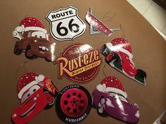 Disney Cars Pixar Theme Christmas