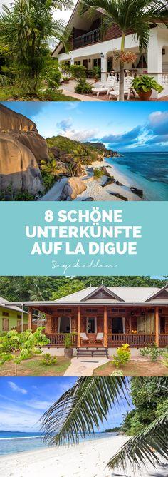Wer eine Reise auf die Seychellen – genauer gesagt nach La Digue – plant, steht auch vor der großen Frage: Welche Unterkunft? Hotel, Resort, Villa, Selbstverpflegung oder Gästehaus? Ich zeige 10 meiner Lieblingsunterkünfte, die ich immer wieder empfehle.