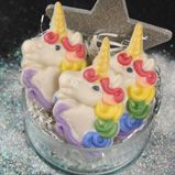 Rainbow Unicorn Melt and Pour