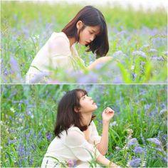 "IU 170913 update Teaser Sketch Film  ""Flower Bookmark 2"""