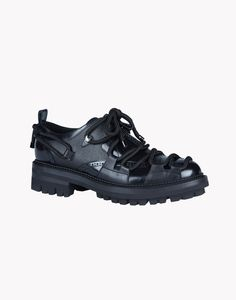 Bungy Jump Laced Up - Laced Shoes Men - Dsquared2 Online Store