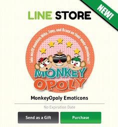 MonkeyOpoly set III