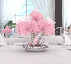 baby showers for girls baby shower centerpieces idea for girls baby