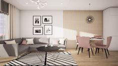 *Novinka* Predstavujeme nový projekt interiéru 2-izboveho bytu v Rezidencii Pri mýte od #avedesign / *New project* Interior design of 2-rooms apartment in Bratislava centre by @avedesign.sk #interierovydesign #navrhinterieru #slovenskydizajn #byvanie #primyte #interier #interiordesign #interior_delux #interierovydesigner #skandinavskystyl #scandinaviandesign #scandinavianinterior #interior123 #interiorforinspo #interiorlovers #modernhome #interiordetails #interiorstylist #housegoals Bratislava, Scandinavian Style, Centre, Rooms, Contemporary, Interior Design, Stylish, Home Decor, Bedrooms