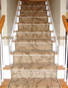 Contemporary, Straight Stair Runner Installation   Contemporary   Carpet  Flooring   New York   By The Stair Runner Store   Creative Carpet U0026.