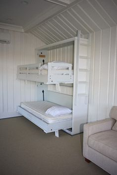 Murphy Bunk Bed Home Design Ideas, Pictures, Remodel and Decor