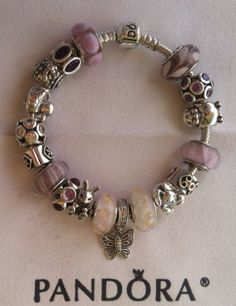 My Pandora Bunny Bracelet