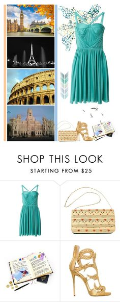 """""""Holiday In The UK - London, Paris, Rome & Madrid"""" by fashionqueen76 ❤ liked on Polyvore featuring Christian Dior, Nancy Gonzalez and Giuseppe Zanotti"""
