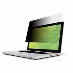 "3M Privacy Filter for 15.4 Inch Widescreen Laptop (PF15.4W) Fits screen sizes of 15 3/8"" diagonaly measured (Width 13 1/16"",Height 8 3/16""). Provides 1.5 times more effective privacy than competitive models.. Helps protect your fragile LCD screen from damage. Filter is reversible"