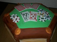 Would be cool for a groom's cake