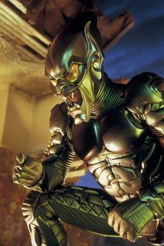 Willem Dafoe as Norman Osbourn/Green Goblin in Spider-Man Spiderman 2002, Spiderman Sam Raimi, Amazing Spiderman, Marvel Comics, Marvel Dc, Marvel Villains, Marvel Heroes, Marvel Universe, Green Goblin Spiderman