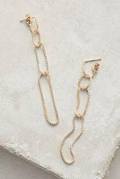 Large Gold Circle Drop Earrings - Big Hoop Earrings/ Sparkly Hoops/ Geometric Earrings/ Elegant Hoops/ Circle Earrings/ Gifts for Her - Fine Jewelry Ideas Sapphire Earrings, Moon Earrings, Dainty Earrings, Circle Earrings, Crystal Earrings, Statement Earrings, Stud Earrings, Jewelry Gifts, Jewelery