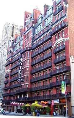 Hotel Chelsea - Wikipedia, the free encyclopedia