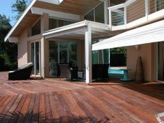 Use #composite #wood #siding to make your terrace extremely stunning. Visit now: http://u.to/CQg8Cg