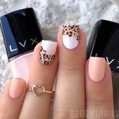 Easy Nail Designs for Beginners that are so cute and simple that you can do it yourself