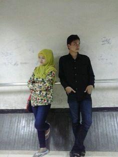 with Mbak Eka