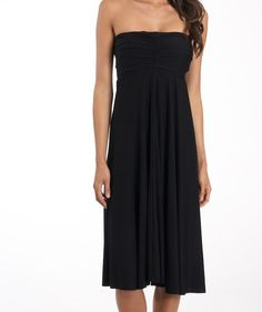 ATHENA: Finesse Solid 6-Way Dress for $54.0 :: Faearch
