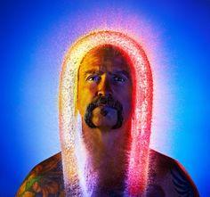 """water wigs"" - Tim Tadder"