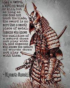 Samurai Quote to make you live better