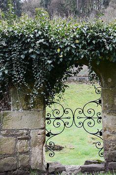 Gate, arch and. green-home: green home - ✿ Il Giardino Segreto ✿