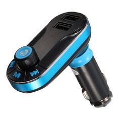 12-24V Dual USB Charger Wireless Bluetooth Car Kit MP3 Player FM Transmitter AUX. Features:  1. Support Mp3, Wma Music File Formats  2. Support Displaying Folder Name  3. Support For Audio Input, Via Phone Aux Wire Into Car Mp3 Audio Port To Get High-definition Quality  4. Support Bluetooth Hands-free Call, Dual Usb Port Charging, Meet The Car Simultaneously Charging Multiple Electronic Devices.  5. Track Automatic Memory Function, Which Allows You To Get Rid Of The Worry That The Device…