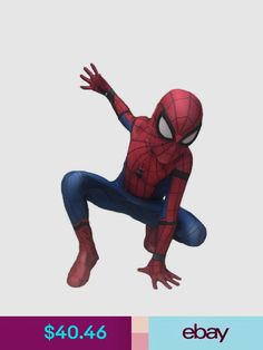 Boy Costumes, Costume Ideas, Boys Spiderman Costume, Halloween Party, Halloween Costumes, Superhero Suits, Zentai Suit, Ben 10, Colorful Wallpaper