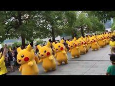 Pikachu's festival