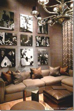 Pictures. Textured wallpaper