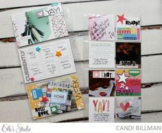 Week 3 | Project Life by Candi Billman for Elle's Studio
