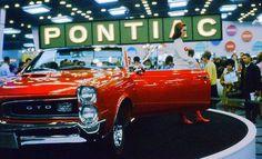 '66 GTO at the Auto Show