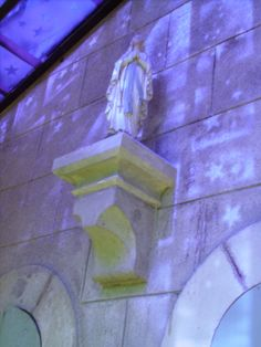 Mary of the Stars. Rennes-le-Chateau